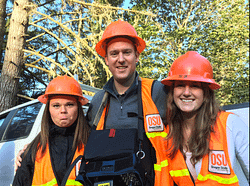 "Sometimes saying ""yes"" to everything means helping Oregon State University produce a promotional video even though you're a proud University of Oregon alum."