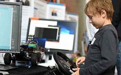 Corvallis Gazette-Times: Bright ideas in the spotlight: Engineering expo at OSU