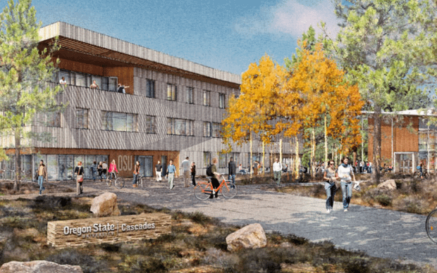 Oregonian: Oregon State will buy 46 acre Bend pumice mine, expand campus