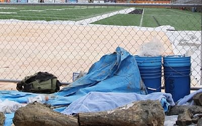 Mammoth touchdown: Bones discovered at Oregon State's Reser Stadium